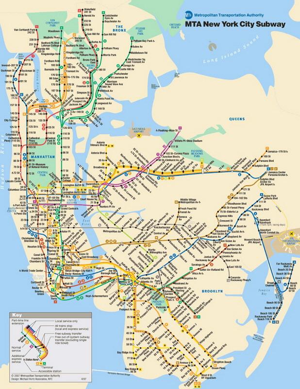 Nyc-subway-map