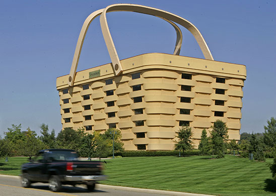 The-Longaberger-building